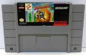 Sparkster Super Nintendo Snes Cartucho Retromex Tcvg