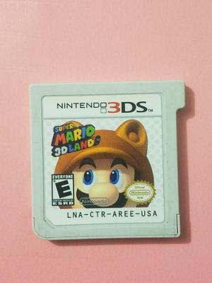 Súper Mario 3d Land Sin Caja Para Nintendo 3ds, 2ds