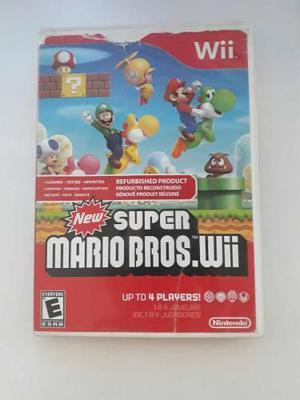 Súper Mario Bros Wii Nintendo Envío Gratis