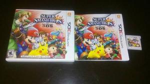 Súper Smash Bros Para Nintendo 3ds