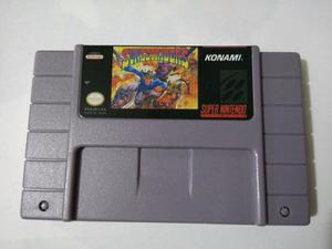 Sunset Riders Para Super Nintendo Snes (repro)