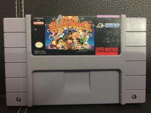Super Adventure Island 2 - Super Nintendo