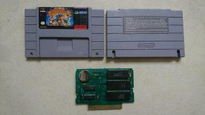 Super Adventure Island Ii Para Super Nintendo Snes