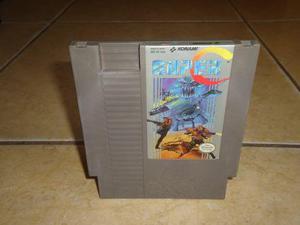Super C Contra 2 Nintendo Nes Konami +++