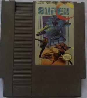Super C Nintendo Nes
