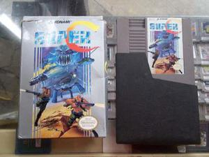 Super C O Super Contra Nintendo Nes