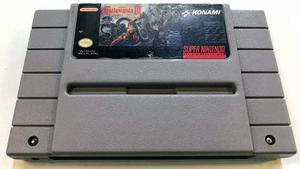 Super Castlevania 4 Super Nintendo Snes Retromex Tcvg