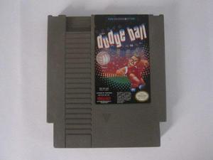 Super Dodge Ball Nes Nintendo C