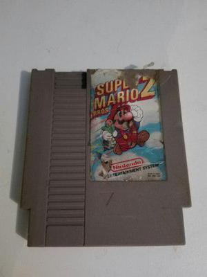Super Mario 2 Nintendo Nes