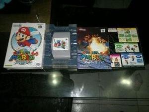 Super Mario 64 Completo Para Nintendo 64 Japones