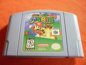 Super Mario 64 N64 Nintendo 64