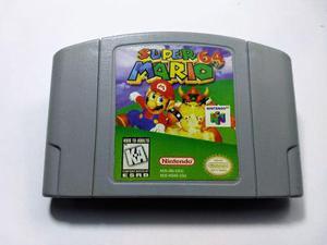 Super Mario 64 Nintendo 64 Cartucho