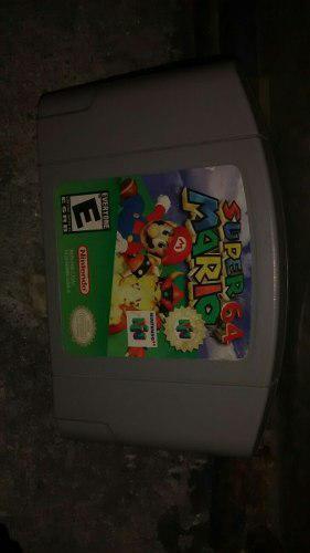 Super Mario 64 Nintendo 64 Excelente Estado