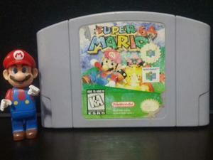 Super Mario 64 Para Nintendo 64
