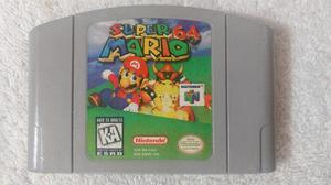Super Mario 64 Para Nintendo 64 N64 + Envio Gratis Oferta.!!