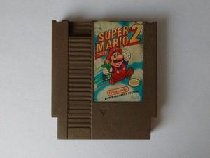 Super Mario Bros 2 Nes Nintendo 3 C