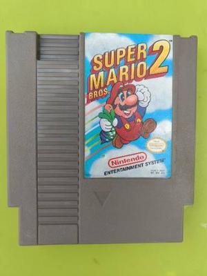Super Mario Bros 2 Nintendo Nes Juego