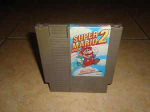 Super Mario Bros 2 Nintendo Nes Original +++