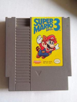 Super Mario Bros 3 Nes Nintendo Entertainment Brothers Trqs