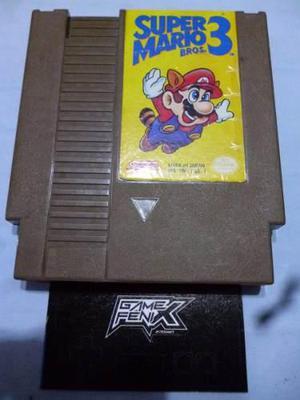 Super Mario Bros 3 P Nintendo Nes. By Nintendo. Game Fenix