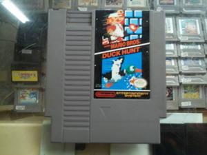 Super Mario Bros Duck Hunt Nintendo Nes