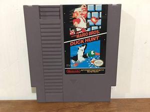 Super Mario Bros Duck Hunt Para Nintendo Nes En Buen Estado