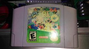 Super Mario Bros Nintendo 64