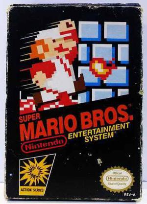 Super Mario Bros Nintendo Nintendo Nes Retromex Tcvg