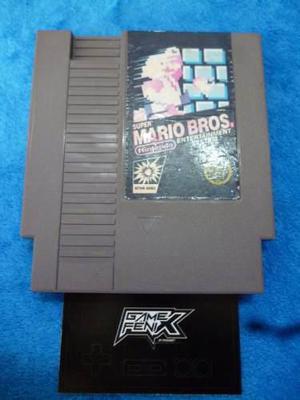 Super Mario Bros Para Nintendo Nes By Nintendo Game Fenix 1