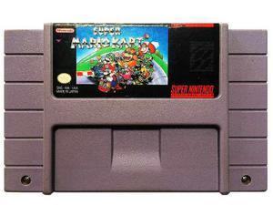 Super Mario Kart Snes - Super Nintendo