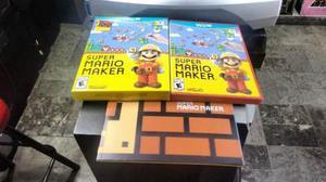 Super Mario Maker Completo Para Nintendo Wii U,checalo
