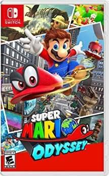 Super Mario Odyssey - Interruptor De Nintendo