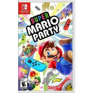 Super Mario Party - Nintendo Switch - Msi