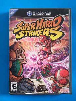 Super Mario Strikers Gamecube Nintendo Game Cube Futbol Trqs