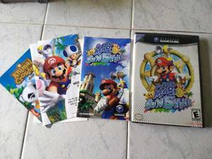 Super Mario Sunshine Game Cube Nintendo Not For Resale