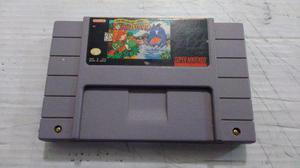 Super Mario World 2 Yoshis Island Para Super Nintendo Snes
