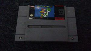 Super Mario World Para Super Nintendo Snes,excelente Titulo