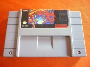 Super Metroid Super Nintendo Snes