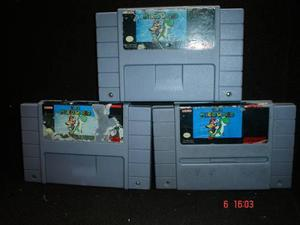 Super Nintendo Super Mario World Original Snes
