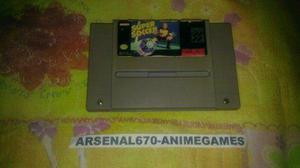 Super Nintendo Super Soccer Snes