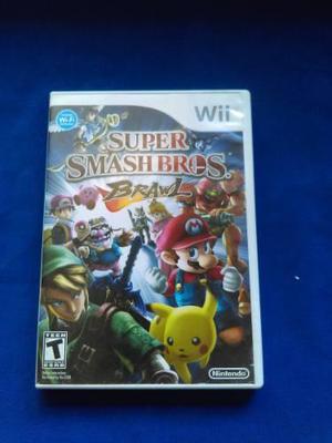 Super Smash Bros Brawl Nintendo Wii