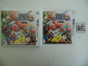 Super Smash Bros De Nintendo 3ds