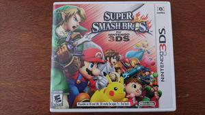 Super Smash Bros Nintendo 3ds Xl Envío