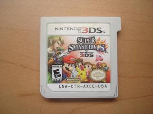 Super Smash Bros Para Nintendo 3ds - Rtg +++++