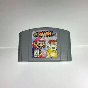 Super Smash Bros Para Nintendo 64 N64