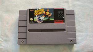 Super Soccer Cartucho Para Super Nintendo Snes 1992