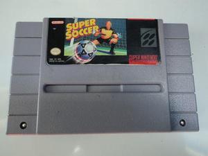 Super Soccer Super Nintendo (snes)