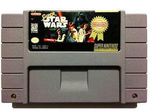 Super Star Wars Snes - Super Nintendo
