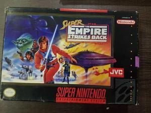 Super Star Wars The Empire Strikes Back Snes,super Nintendo