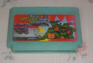 Teenage Mutant Ninja Turtles 3 Para Family O Nes